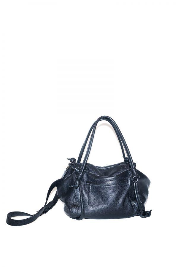 basket bag black