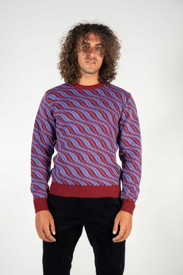 sweater jacques